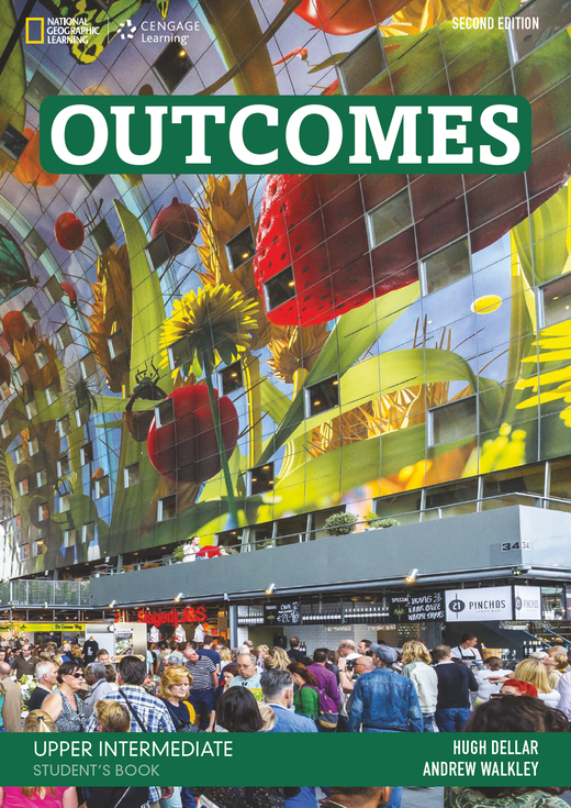 Outcomes - Student's Book + DVD - B2.1/B2.2: Upper Intermediate