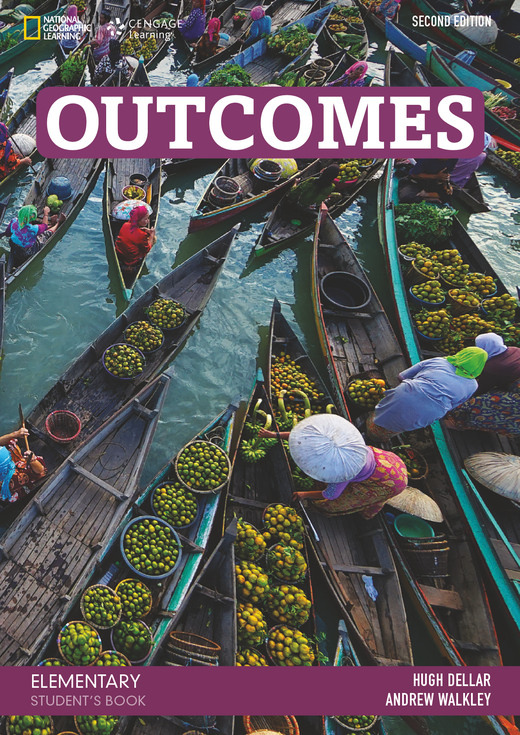 Outcomes - Student's Book + DVD - A1.2/A2.1: Elementary