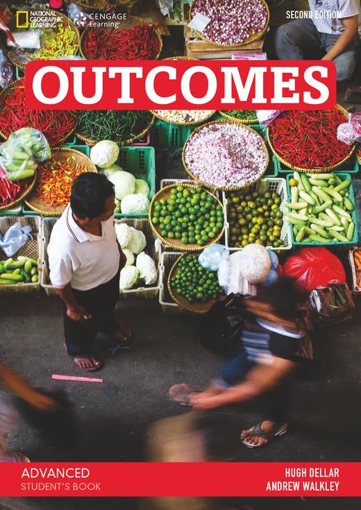Outcomes - Student's Book + DVD - C1.1/C1.2: Advanced