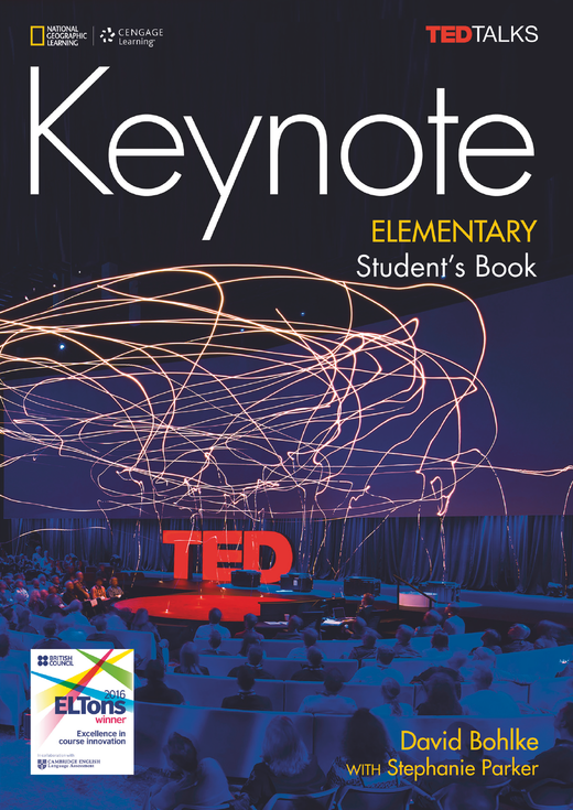 Keynote - Student's Book + DVDs - A1.2/A2.1: Elementary