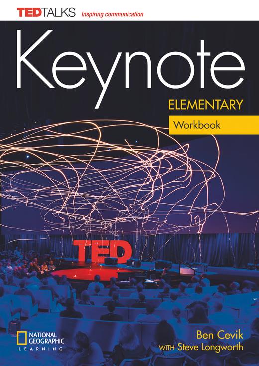 Keynote - Workbook + Audio-CD - A1.2/A2.1: Elementary