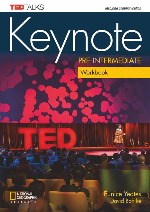 Keynote - Workbook + Audio-CD - A2.2/B1.1: Pre-Intermediate