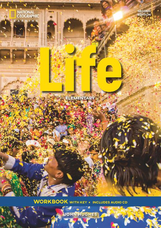 Life - Workbook + Audio-CD + Key - A1.2/A2.1: Elementary