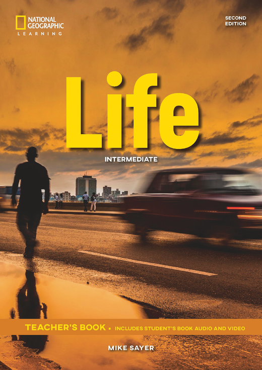 Life - Teacher's Book + Audio-CD + DVD - B1.2/B2.1: Intermediate