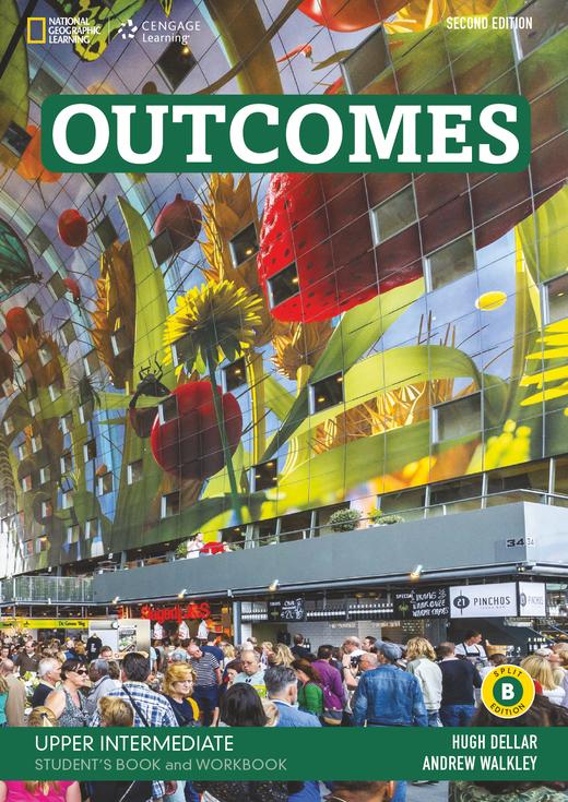 Outcomes - Student's Book and Workbook (Combo Split Edition B) + Audio-CD + DVD-ROM - B2.1/B2.2: Upper Intermediate