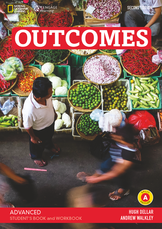 Outcomes - Student's Book and Workbook (Combo Split Edition A) + Audio-CD + DVD-ROM - C1.1/C1.2: Advanced