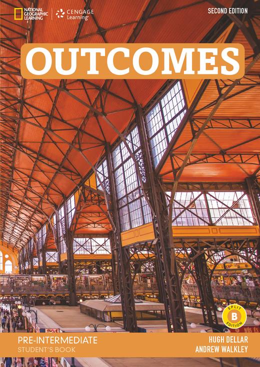 Outcomes - Student's Book (Split Edition B) + DVD - A2.2/B1.1: Pre-Intermediate