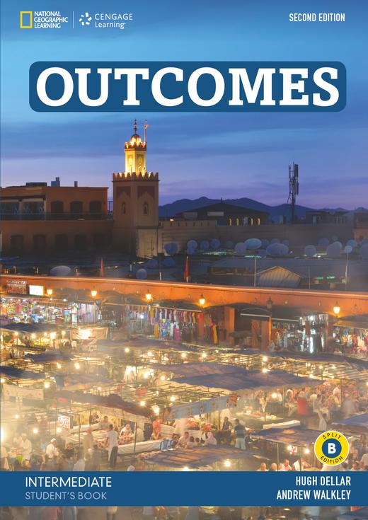 Outcomes - Student's Book (Split Edition B) + DVD - B1.2/B2.1: Intermediate