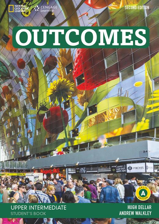 Outcomes - Student's Book (Split Edition A) + DVD - B2.1/B2.2: Upper Intermediate