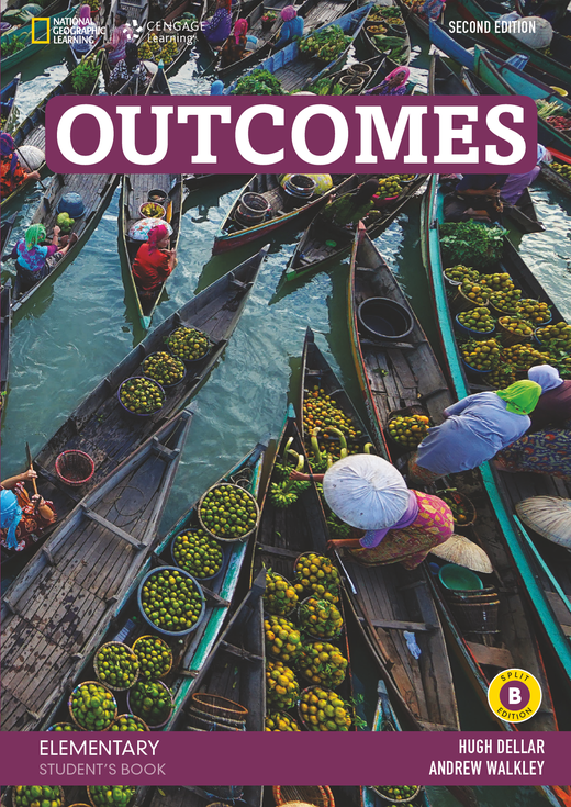Outcomes - Student's Book (Split Edition B) + DVD - A1.2/A2.1: Elementary