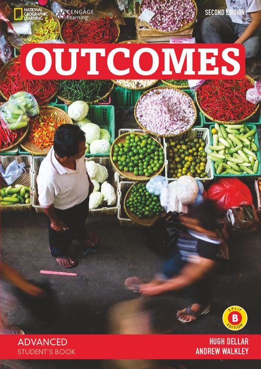Outcomes - Student's Book (Split Edition B) + DVD - C1.1/C1.2: Advanced