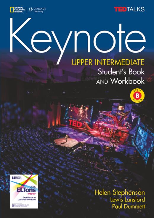 Keynote - Student's Book and Workbook (Combo Split Edition B) + DVD-ROM - B2.1/B2.2: Upper Intermediate