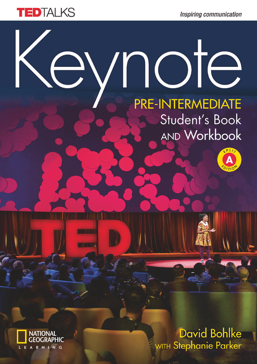 Keynote - Student's Book and Workbook (Combo Split Edition A) + DVD-ROM - A2.2/B1.1: Pre-Intermediate