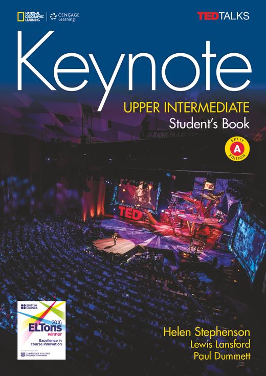Keynote - Student's Book (Split Edition A) + DVD - B2.1/B2.2: Upper Intermediate