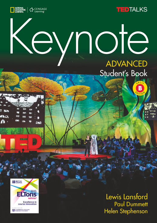 Keynote - Student's Book (Split Edition B) + DVD - C1.1/C1.2: Advanced
