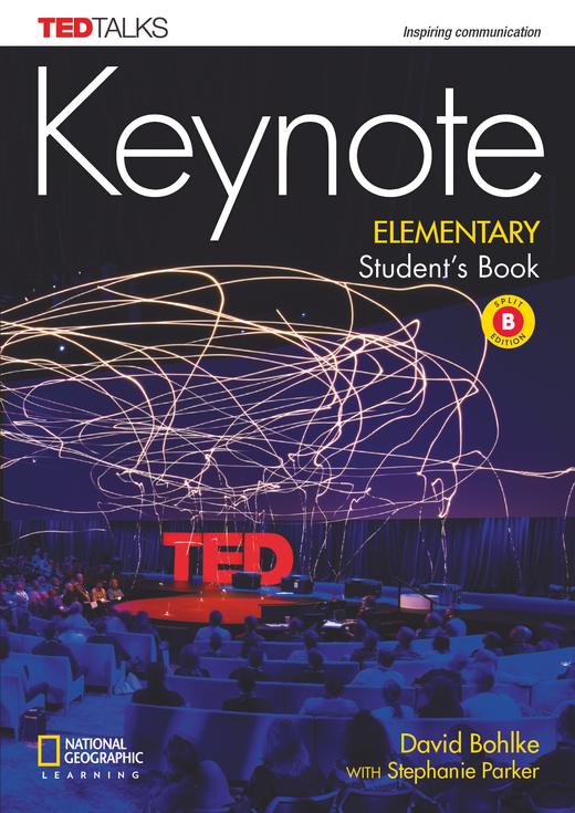 Keynote - Student's Book (Split Edition B) + DVD - A1.2/A2.1: Elementary