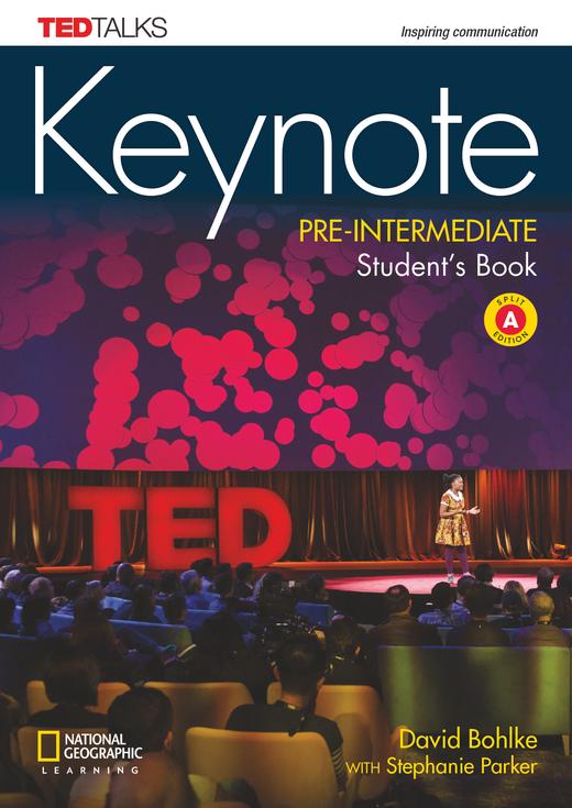 Keynote - Student's Book (Split Edition A) + DVD - A2.2/B1.1: Pre-Intermediate
