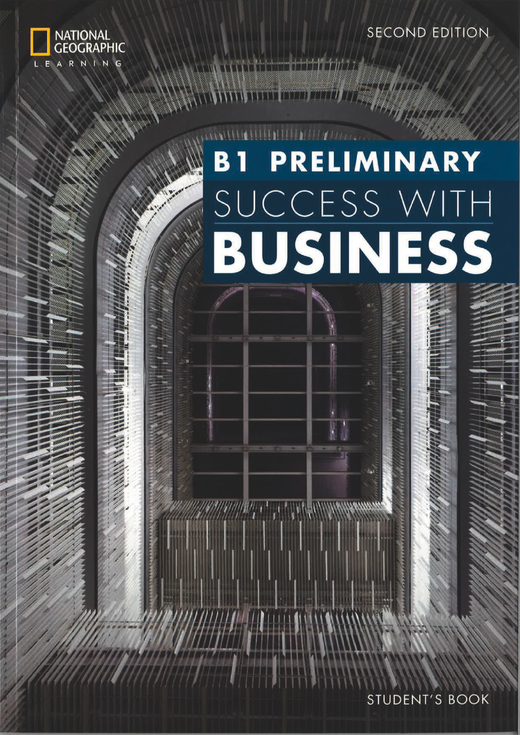 Success with Business - Student's Book - B1 - Preliminary