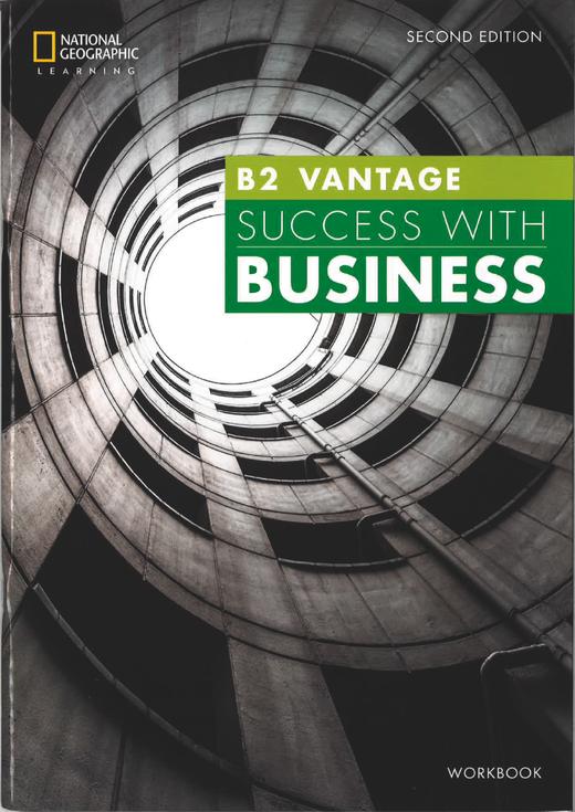 Success with Business - Workbook - B2 - Vantage