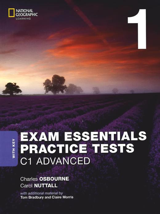 Exam Essentials Practice Tests - Practice Tests 1 - Practice Tests with Key - Cambridge English: Advanced (CAE)