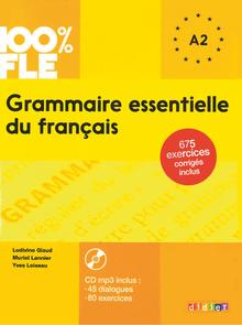 100% FLE - Übungsgrammatik mit MP3-CD - A2