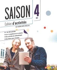 Saison - Cahier d'activités mit MP3-CD - Band 4: B2