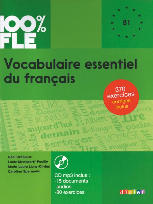 100% FLE - Übungsbuch mit MP3-CD - B1