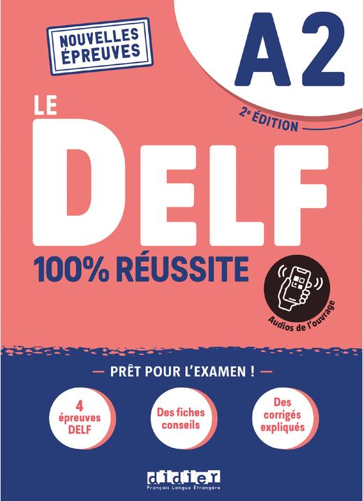 Le DELF - Buch mit ONprint-App - A2