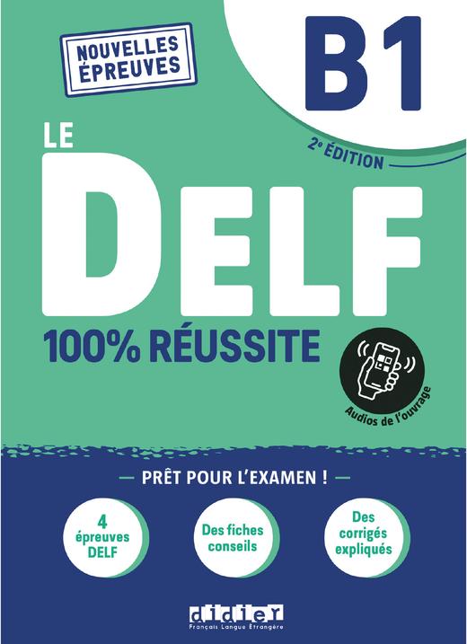 Le DELF - Buch mit ONprint-App - B1