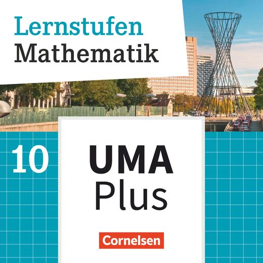 Lernstufen Mathematik - Unterrichtsmanager Plus - mit Download für Offline-Nutzung - 10. Jahrgangsstufe