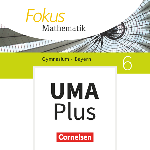 Fokus Mathematik - Unterrichtsmanager Plus - mit Download für Offline-Nutzung - 6. Jahrgangsstufe