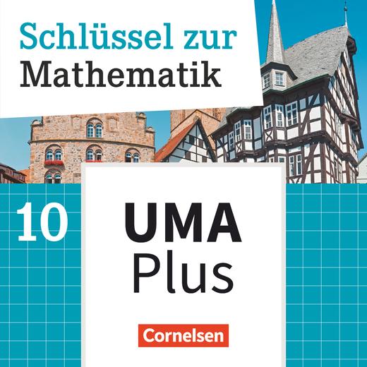 Schlüssel zur Mathematik - Unterrichtsmanager Plus - mit Download für Offline-Nutzung - 10. Schuljahr