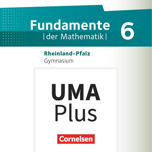 Fundamente der Mathematik - Unterrichtsmanager Plus - mit Download für Offline-Nutzung - 6. Schuljahr