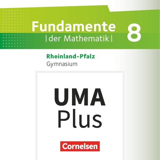Fundamente der Mathematik - Unterrichtsmanager Plus - mit Download für Offline-Nutzung - 8. Schuljahr