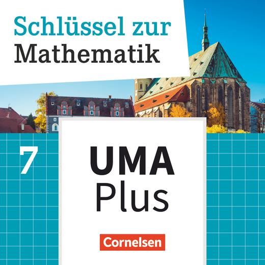 Schlüssel zur Mathematik - Unterrichtsmanager Plus - mit Download für Offline-Nutzung - 7. Schuljahr