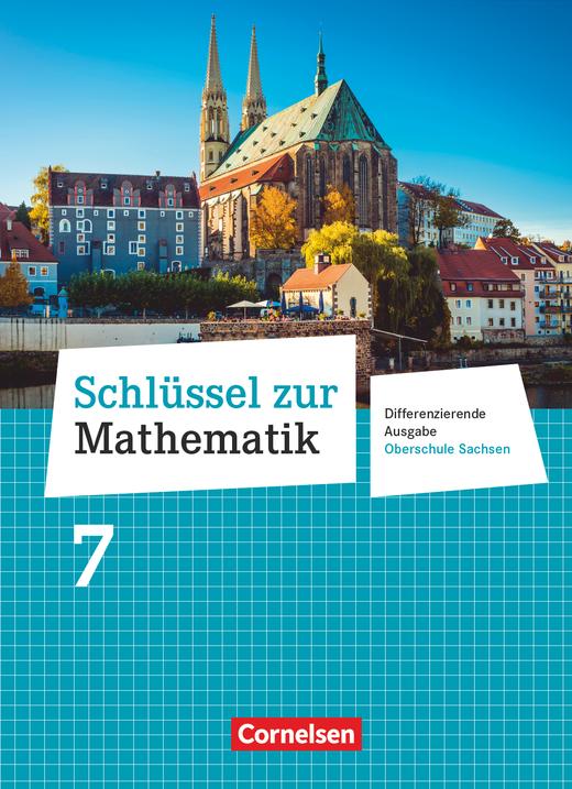 Schlüssel zur Mathematik - Schülerbuch - 7. Schuljahr