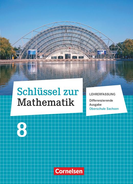 Schlüssel zur Mathematik - Schülerbuch - 8. Schuljahr