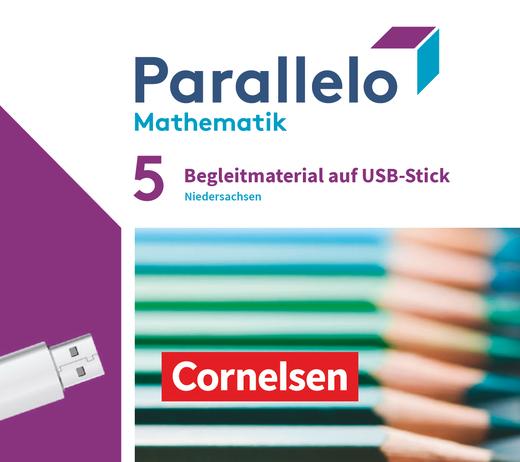 Parallelo - Unterrichtsmanager Plus auf USB-Stick - 5. Schuljahr