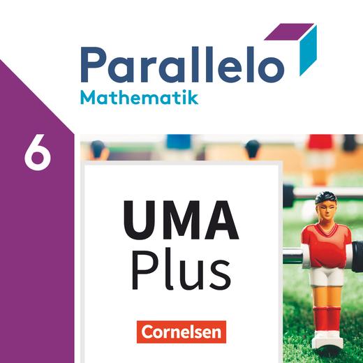 Parallelo - Unterrichtsmanager Plus - mit Download für Offline-Nutzung - 6. Schuljahr