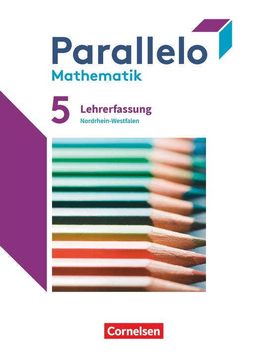 Parallelo - Schülerbuch - Lehrerfassung - 5. Schuljahr