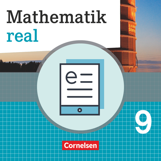 Mathematik real - Schülerbuch als E-Book - 9. Schuljahr