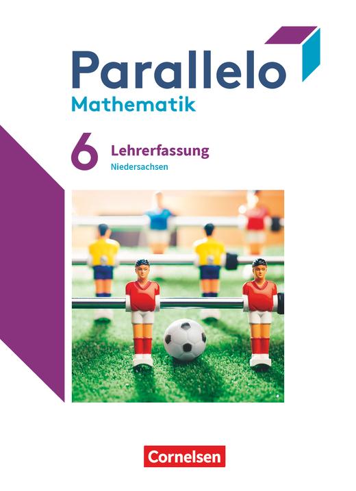 Parallelo - Schülerbuch - Lehrerfassung - 6. Schuljahr