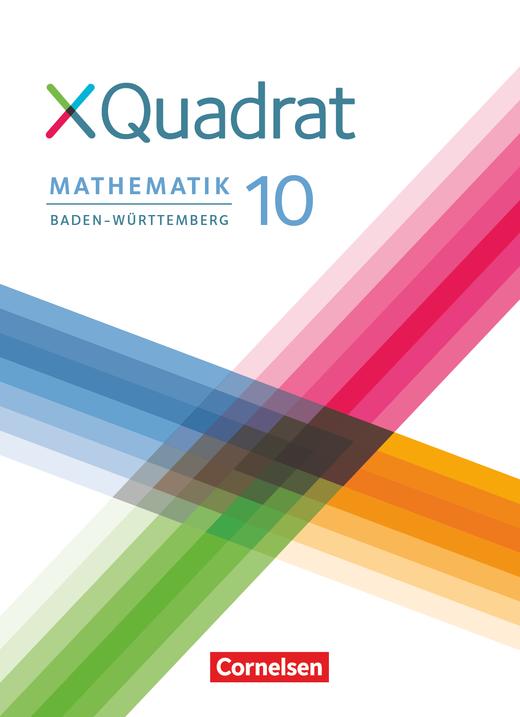 XQuadrat - Schülerbuch - 10. Schuljahr