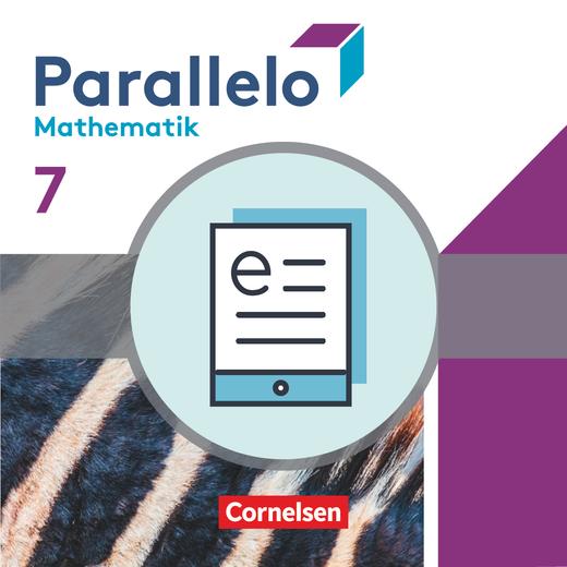 Parallelo - Schülerbuch als E-Book - 7. Schuljahr