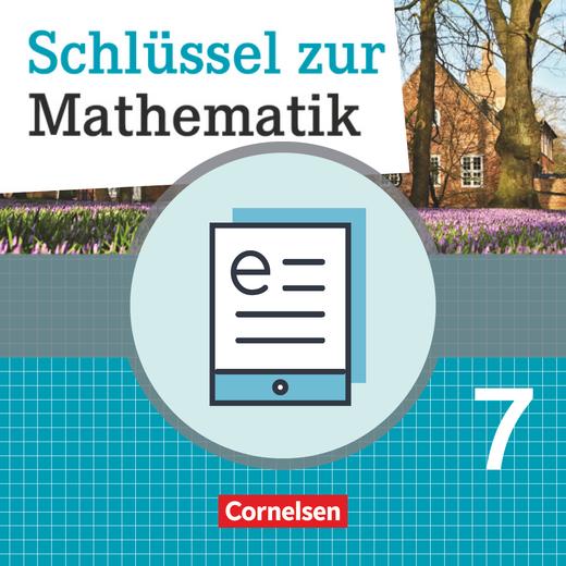 Schlüssel zur Mathematik - Schülerbuch als E-Book - 7. Schuljahr