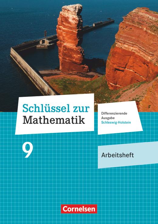 Schlüssel zur Mathematik - Arbeitsheft mit Online-Lösungen - 9. Schuljahr