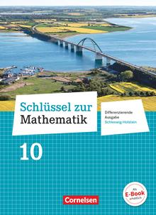 Schlüssel zur Mathematik - Differenzierende Ausgabe Schleswig-Holstein