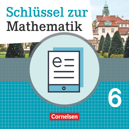 Schlüssel zur Mathematik - Schülerbuch als E-Book - 6. Schuljahr