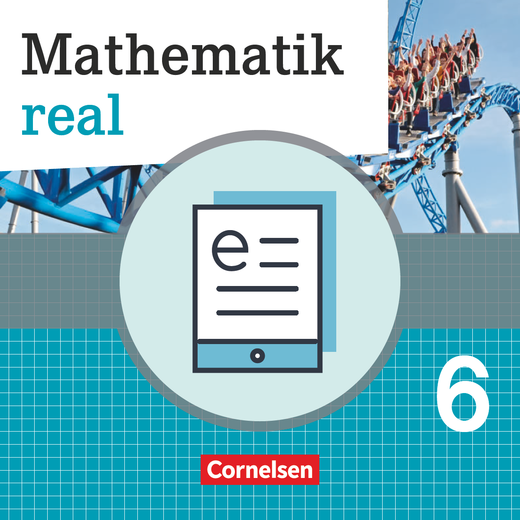 Mathematik real - Schülerbuch als E-Book - 6. Schuljahr
