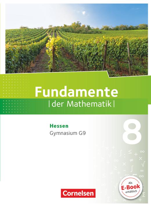 Fundamente der Mathematik - Schülerbuch - 8. Schuljahr